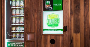 Marriott Hotels Debuts Healthy Vending Machine