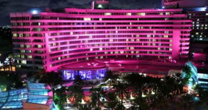 Fontainebleau Miami Beach Joins the Fight Against Breast Cancer