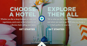 Commune Launches New Joie de Vivre Hotels Website